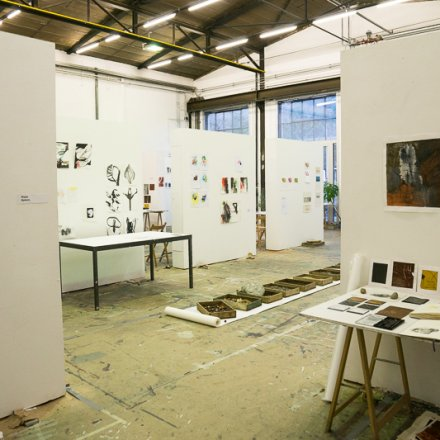 studio, visual art school basel